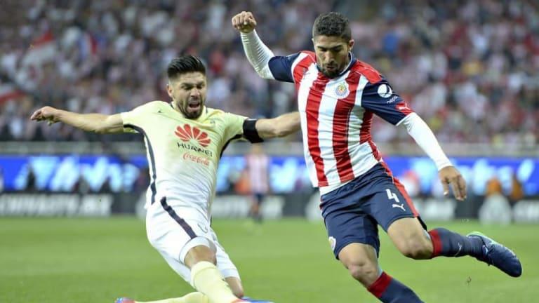 ¡TODO LISTO! | Los posibles 11 iniciales para el partido entre América y Chivas