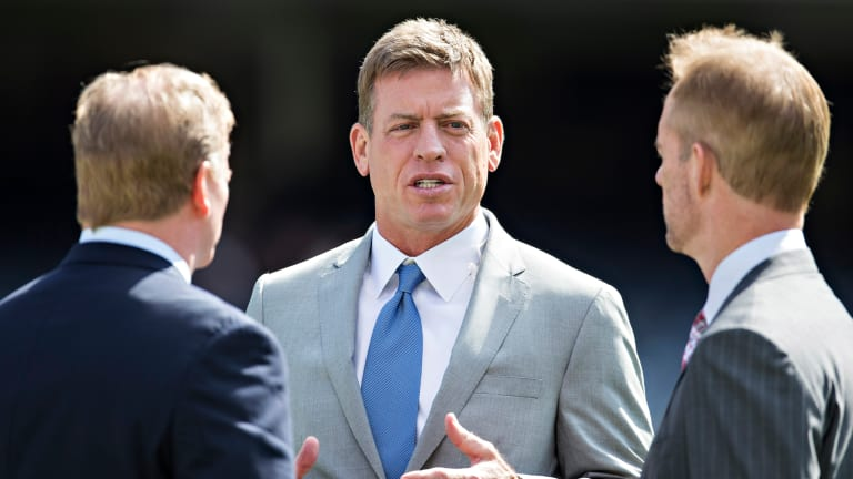 Troy Aikman on What Makes Bill Belichick and Nick Saban Great, and The Time He Almost Came Out of Retirement