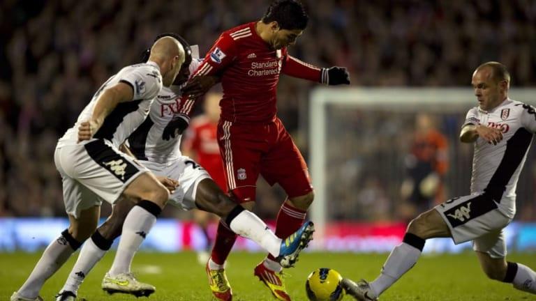 Danny Murphy Reveals How He 'Lost it' With Luis Suarez During a Premier League Match