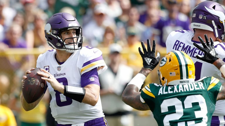 How Kirk Cousins Got it Done, and Is It Time to Worry About the Packers D?