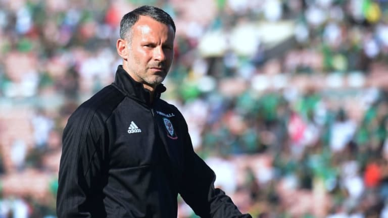 Ryan Giggs Lauds Young Leicester City Forward After Debut Display for Wales Against Mexico