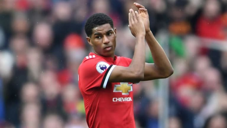 Man Utd Starlet Marcus Rashford Opens Up on Potential Liverpool Move as a Youngster
