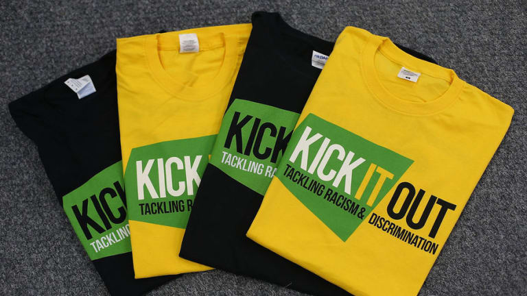 Kick It Out Reveal Eye Opening Statistics Regarding the Rise of Discrimination in Football