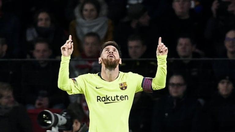El nuevo récord de Messi en Champions League que nadie podrá alcanzar