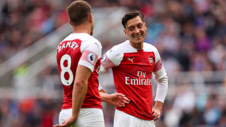 Newcastle 1-2 Arsenal: Report, Ratings & Reaction as Gunners Down Magpies for Third Straight Win