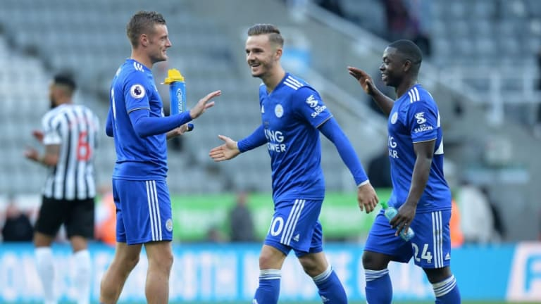 Paul Merson Suggests Leicester City Star 'Would Have Suited' Newcastle's Current Side