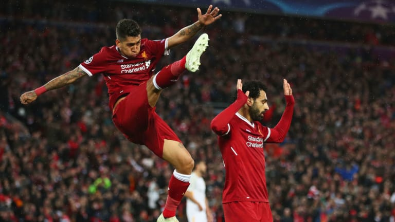 Liverpool 5-2 Roma: Salah Masterclass Steals Show Despite Late Giallorossi Rally