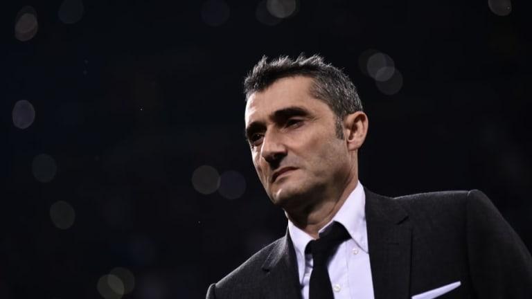 Valverde es brillante