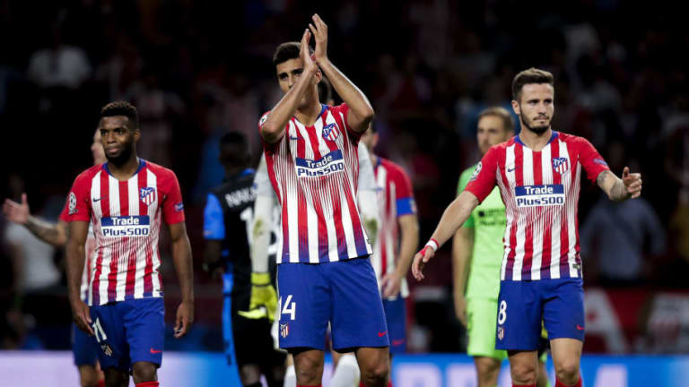 Atlético de Madrid - Betis   Alineaciones confirmadas
