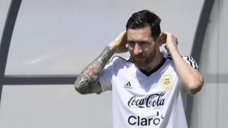 NO ES EL BARCELONA | El equipo que elige Messi en el FIFA