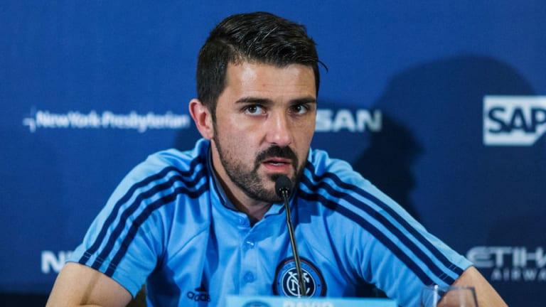 REVELADO: David Villa confiesa que leyenda del Real Madrid sueña con ir a la MLS