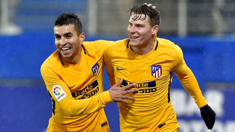 Newcastle Among Host of Premier League Clubs in Race to Sign Atletico Madrid Misfit Kevin Gameiro