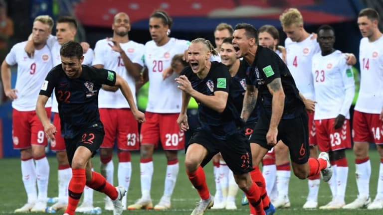 The Stars are Aligned in Russia 2018 for Underdogs Croatia to Seize the Ultimate Footballing Prize