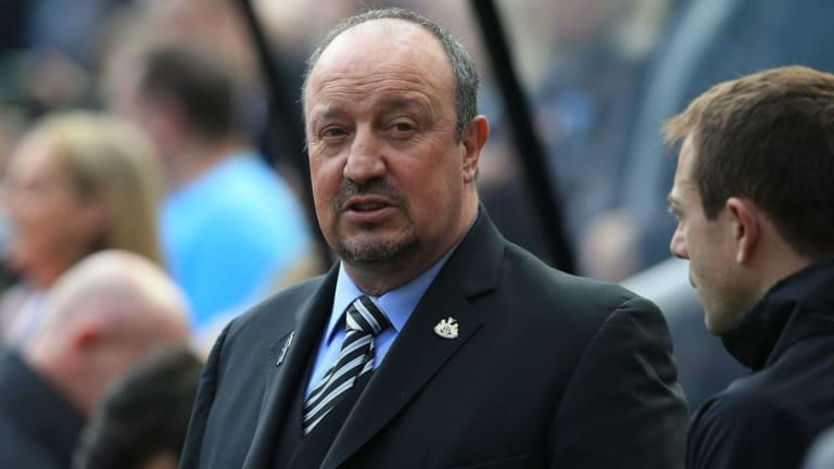 Rafa Benitez 'Demands Transfer Assurances' After Opening Talks Over New Newcastle Contract