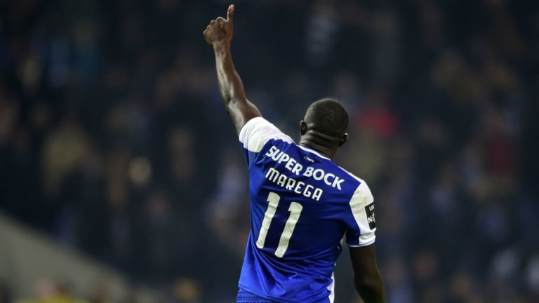 Brighton and Leicester City Lead the Race to Sign £40m-Rated Porto Striker