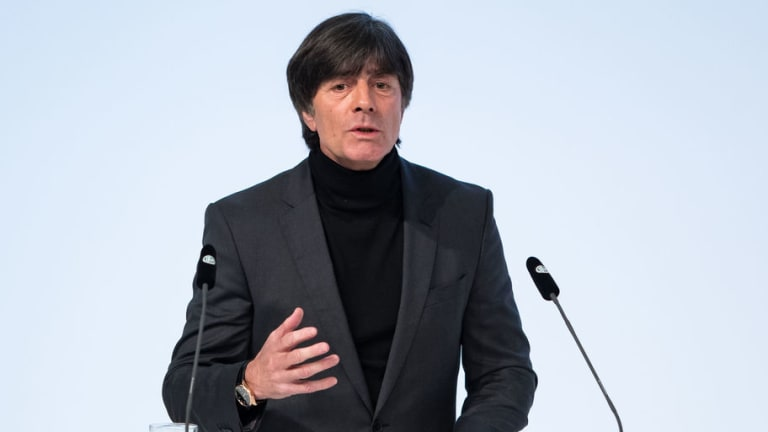 Bayern Munich Ponder Move for Germany Coach Joachim Low But Doubt His Availability This Summer