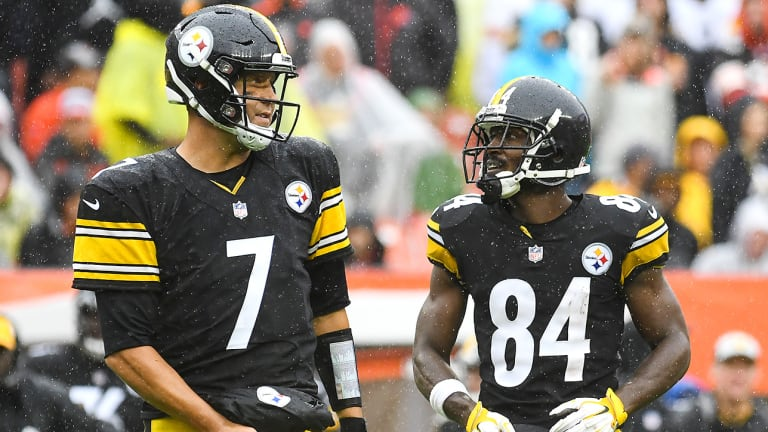 Have the Steelers Succumbed to Mounting, Unaddressed Wounds?