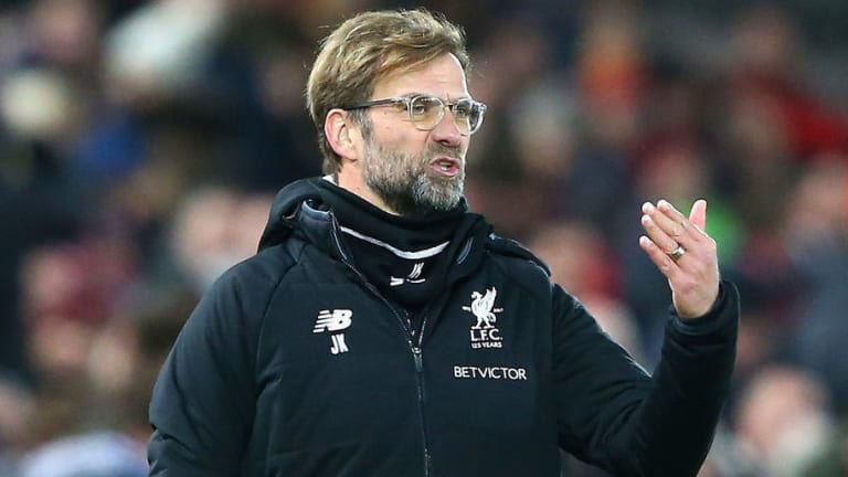 Jurgen Klopp Bizarrely Accuses BT Sport of Cutting FA Cup Stoppage Time Short in West Brom Loss