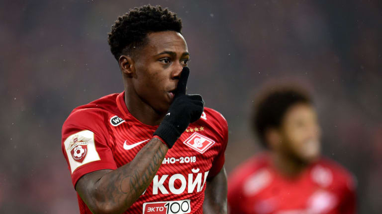 Southampton Fight to Take Lead Over Liverpool in Race for £30m-Rated Winger Quincy Promes