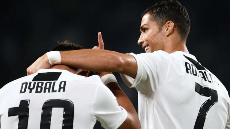 Dybala confiesa que fue lo que más le impactó de Cristiano Ronaldo