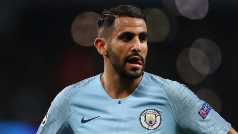Riyad Mahrez Admits He Initially Struggled to Adapt at Man City But Insists Best Is Yet to Come