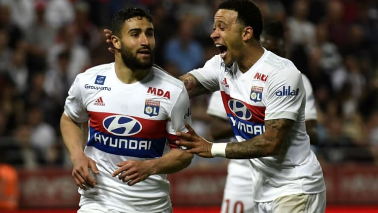 Lyon Manager Gives Latest Hint on Liverpool Target Nabil Fekir's Future