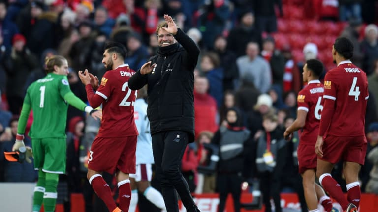 Jurgen Klopp Fires Warning to Liverpool Players After Back-to-Back Thrashings