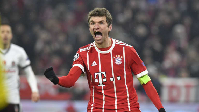 Bayern Munich Coach Heynckes Heaps Praise on Thomas Müller & Claims There Is No One Else Like Him
