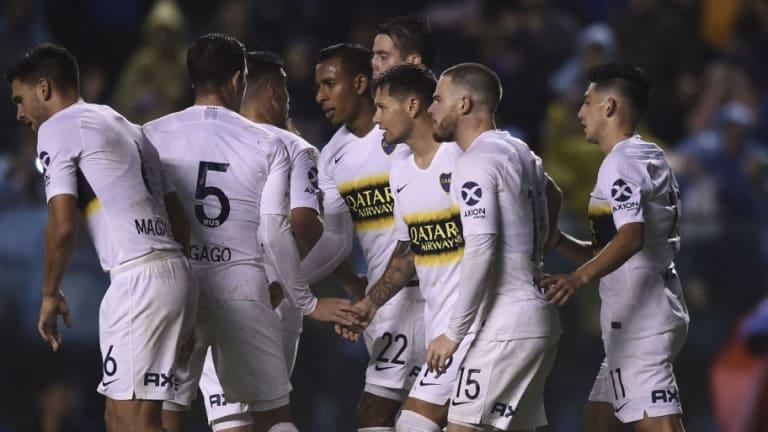 Boca 3-1 Colón | El unoxuno del Xeneize en un cómodo triunfo