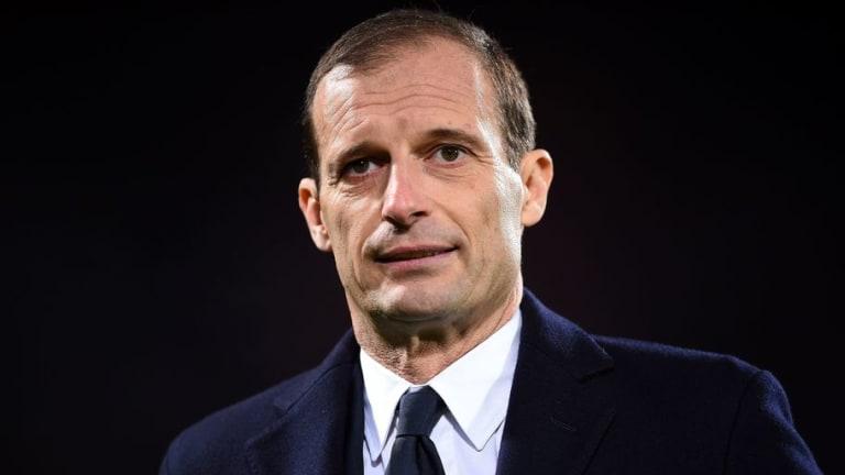 Juventus Boss Allegri Offers Update Over Injured Personnel Ahead of Crunch Week