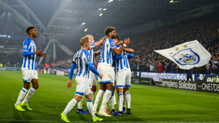 Huddersfield 1-0 Fulham: Report, Ratings & Reaction as Terriers Down Cottagers for First League Win