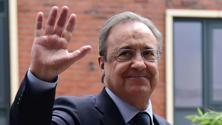"""¿Quién lo dijo?   """"Nunca me cerraría la puerta al Real Madrid"""""""