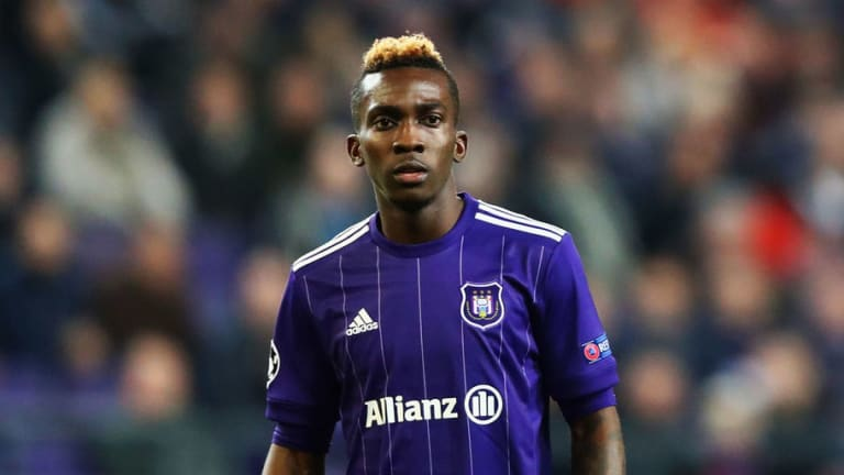 Everton Youngster Henry Onyekuru Targeting World Cup Spot After Knee Injury Fears Ease