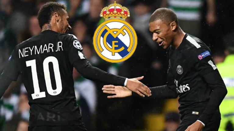MERCADO | El jugador que pide el PSG como intercambio por Mbappé o Neymar