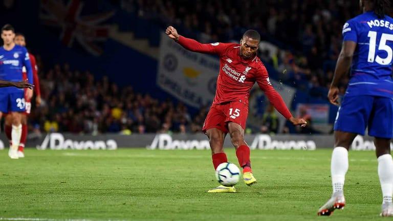 Sturridge Keeps Liverpool Unbeaten, Recovers Draw at Chelsea