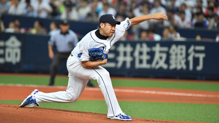 What to Know About Yusei Kikuchi: Get to Know the Top Japanese Free Agent of 2019