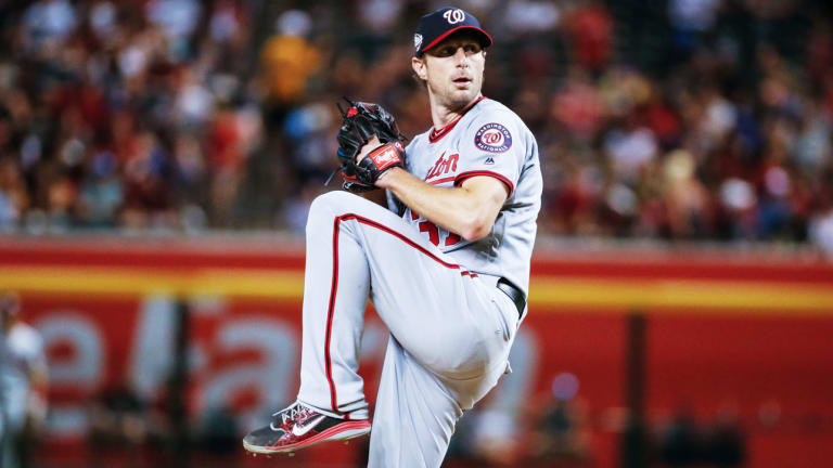 Max Scherzer's New Cutter Makes the Nationals' Ace Even More Dominant