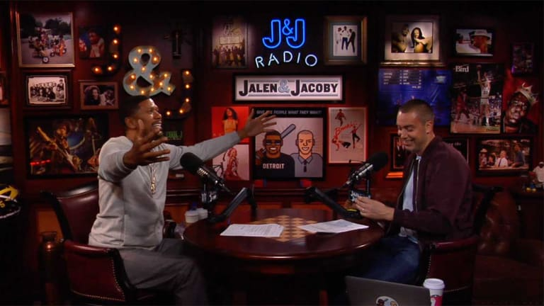 The Story Behind the Rise of Jalen Rose and David Jacoby at ESPN