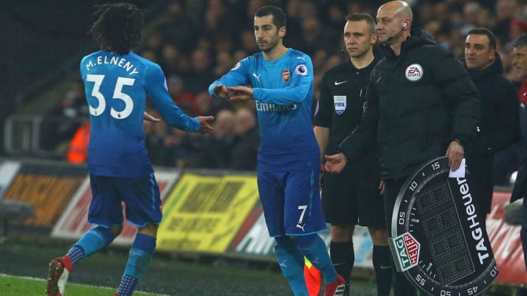Arsenal Shoot Themselves in the Foot With Unfortunately Timed Twitter Welcome for Mkhitaryan