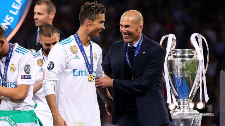 Juventus Have 'No Intention' of Reuniting Cristiano Ronaldo With His Former Manager