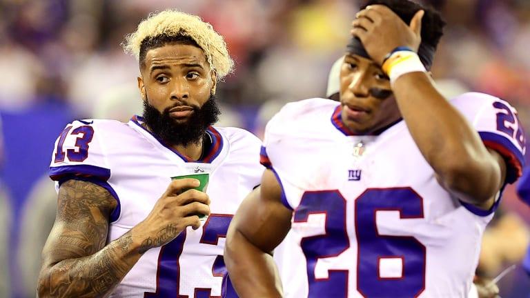 Odell Beckham Jr.'s Criticisms About the Giants Weren't Wrong
