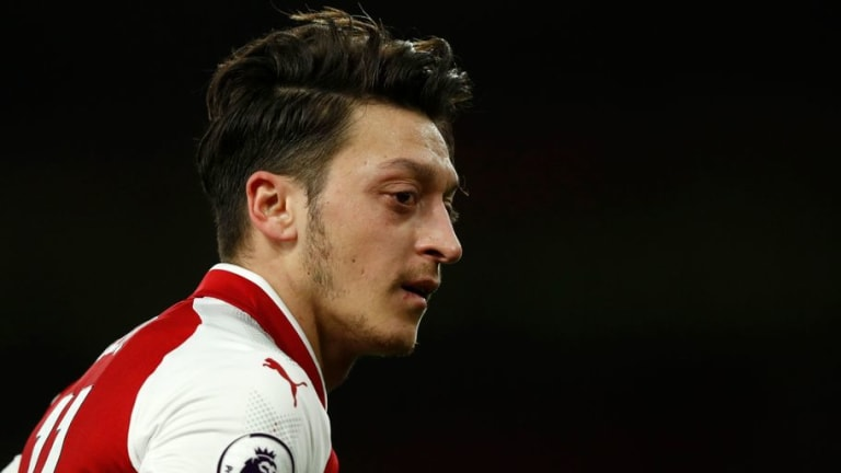 Juventus Ready to Pounce for Arsenal's Mesut Ozil if Move to Manchester United Fails