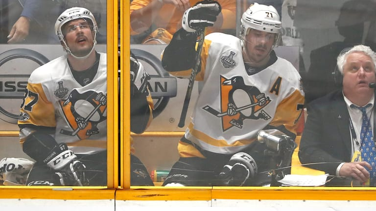 Enter the Sin Bin: What It's Like to Be Sent to 'Adult Timeout' in the NHL