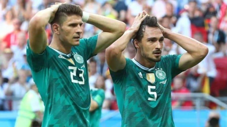 VALIENTES | El mensaje que Alemania le mandó a México tras quedar fuera del Mundial