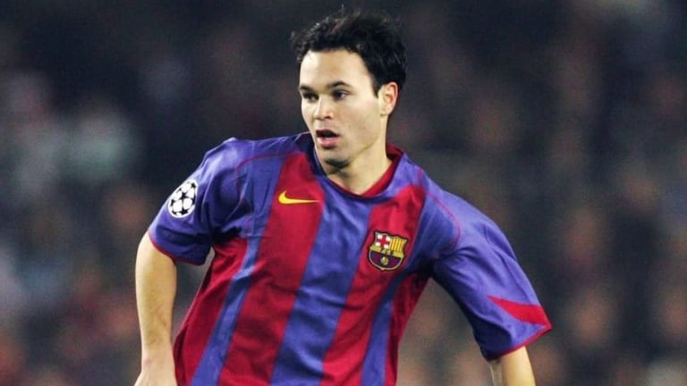 REVEALED: When a Young Andres Iniesta Was 'Close' to Leaving Barcelona for Real Betis