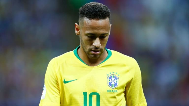 El conmovedor mensaje de Neymar tras la eliminación de Brasil del Mundial
