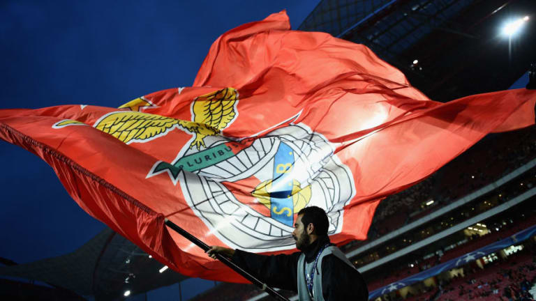Manchester United & Barcelona in Race to Sign 15-Year-Old Benfica Wonderkid