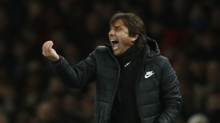 Chelsea Boss Antonio Conte Calls Mourinho and Wenger 'Old' in Incredible Rant Ahead of FA Cup Tie