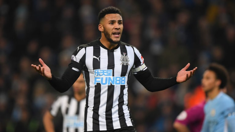 Chelsea Eye Newcastle Star Man as They Look to Bolster Their Defensive Options