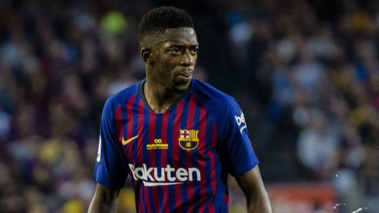 Report Claims Man Utd Considering Shock Barcelona Swap Deal Involving Unsettled French Star